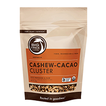 Organic Raw Cashew Cacao Cluster Malaysia