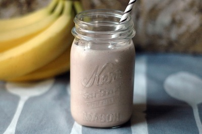 Banana Maca Protein (Picture Credit-foodmatters.tv)