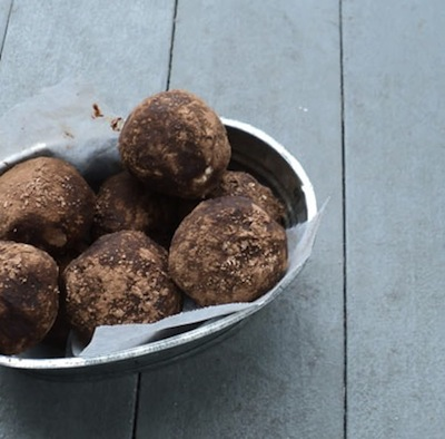 Chocolate Ginger Peanut Butter Truffles(picture credit-edwardandsonsrecipes.org)