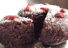 Raw Chocolate Brownie