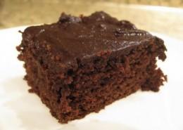 Vegan brownies(Picture credit-theyummyvegan.blogspot.com)