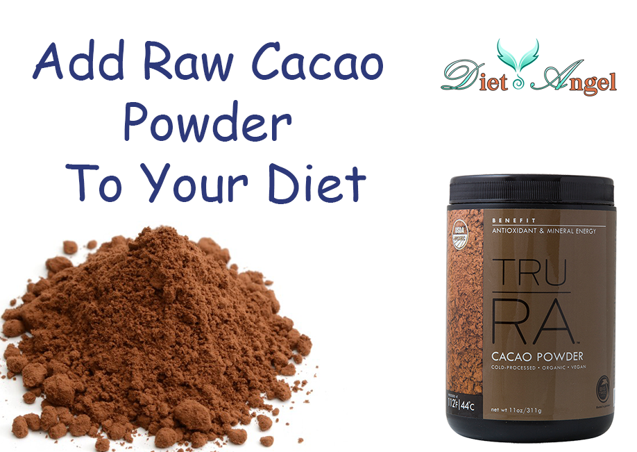 'Good Health' – Add Raw Cacao Powder To Your Diet