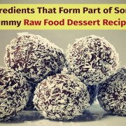 X raw food dessert recipes