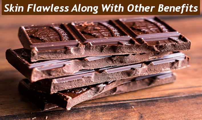 Dark Chocolates Can Make Your Skin Flawless Along With Other Benefits