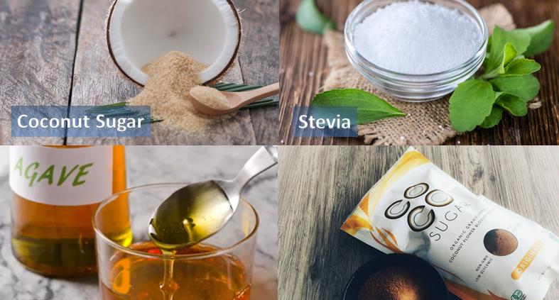 natural sweeteners for diabetics